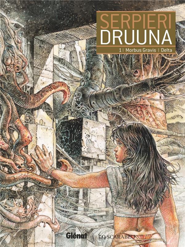 Druuna ; INTEGRALE VOL.1 ; T.1 ET T.2 ; morbus gravis, delta