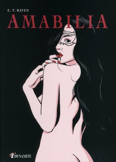 Amabilia ; INTEGRALE VOL.1 ; T.1 A T.3