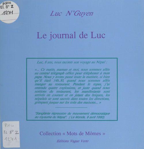 Le journal de Luc
