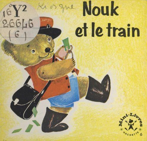 Nouk et le train
