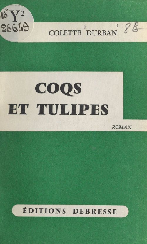 Coqs et tulipes