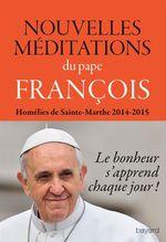 Nouvelles méditations du pape François