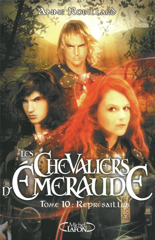Les Chevaliers D'Emeraude T.10 ; Represailles