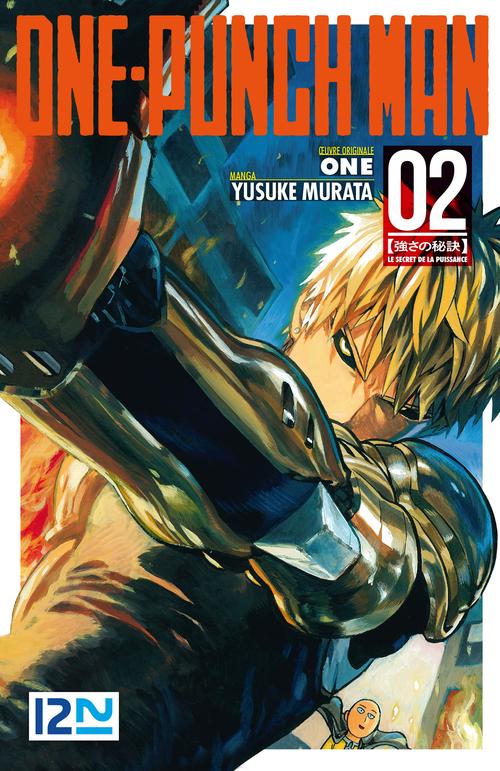 One-Punch Man T.2 ; le secret de la puissance
