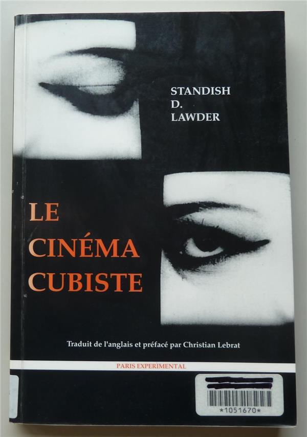 Cinema cubiste (le)