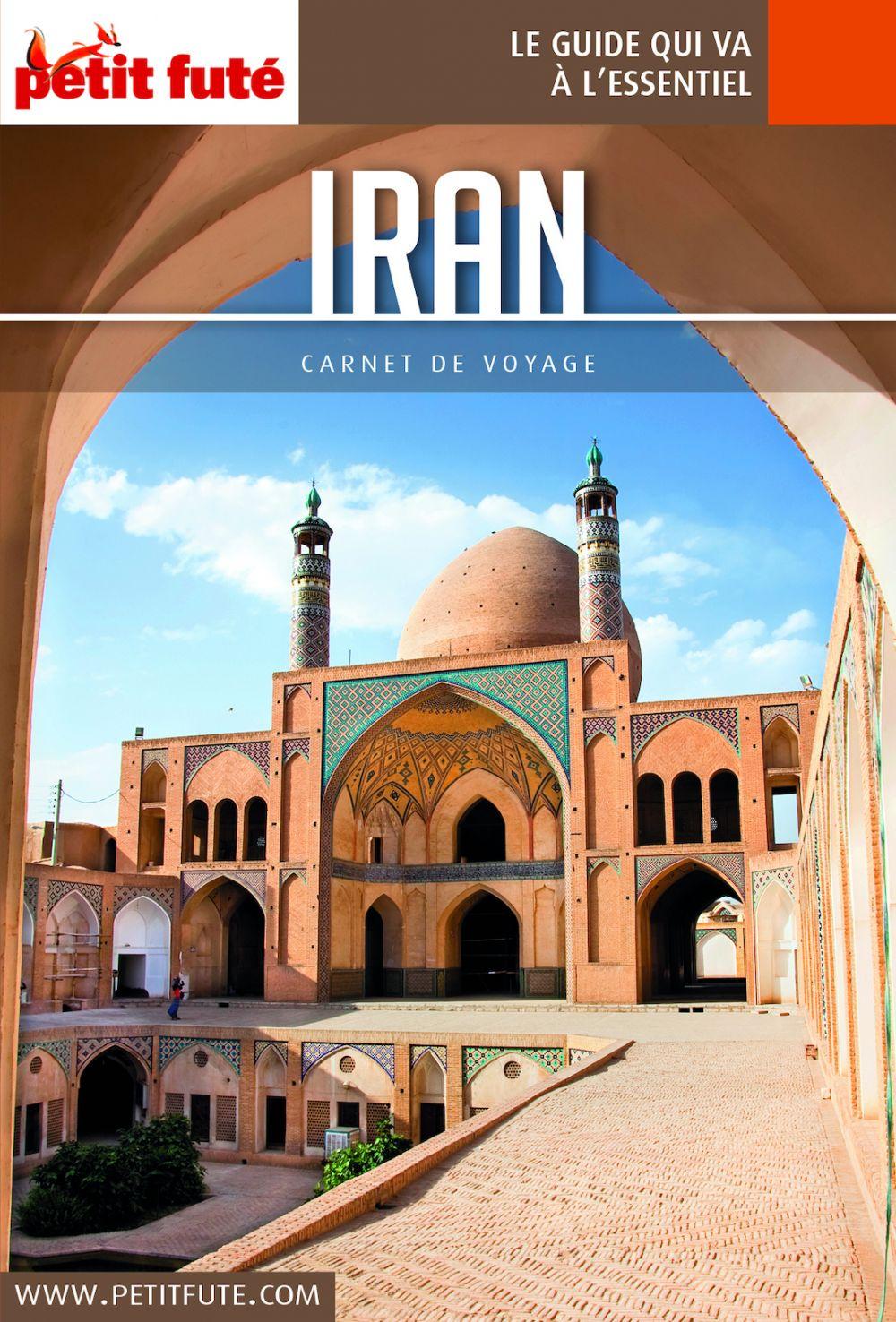 IRAN 2018 Carnet Petit Futé
