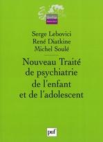 Vente EBooks : Nouveau traité de psychiatrie de l'enfant et de l'adolescent (4vol)  - Michel SOULE - René Diatkine - Serge LEBOVICI - Lebovici Serge / Sou