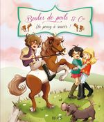 Vente EBooks : BOULES DE POILS & CIE ; un poney à sauver !  - Juliette Parachini-Deny - Olivier Dupin