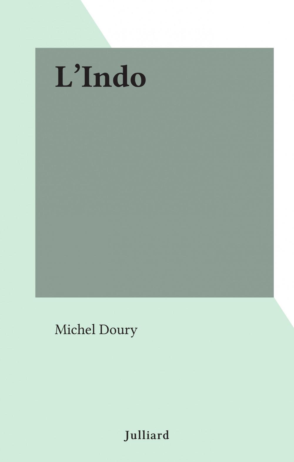 L'Indo  - Michel Doury