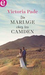 Vente EBooks : Un mariage chez les Camden  - Victoria Pade