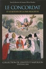 Vente Livre Numérique : Le Concordat et le retour de la paix religieuse  - Jacques-Olivier Boudon
