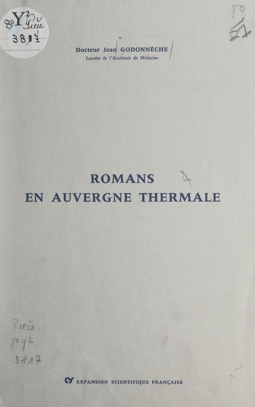 Romans en Auvergne thermale
