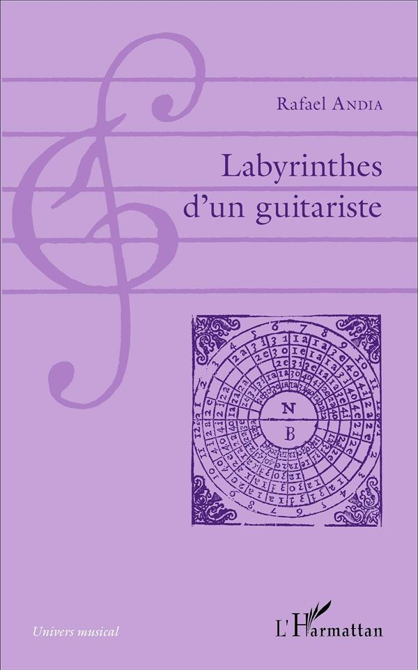 Labyrinthes d'un guitariste