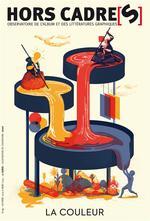 Couverture de Hors cadre(s) n.13 ; la couleur