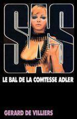 Vente EBooks : SAS 21 Le bal de la Comtesse Adler  - Gérard de Villiers