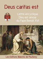 Vente Livre Numérique : Deus Caritas est - Dieu est amour  - Benoît XVI