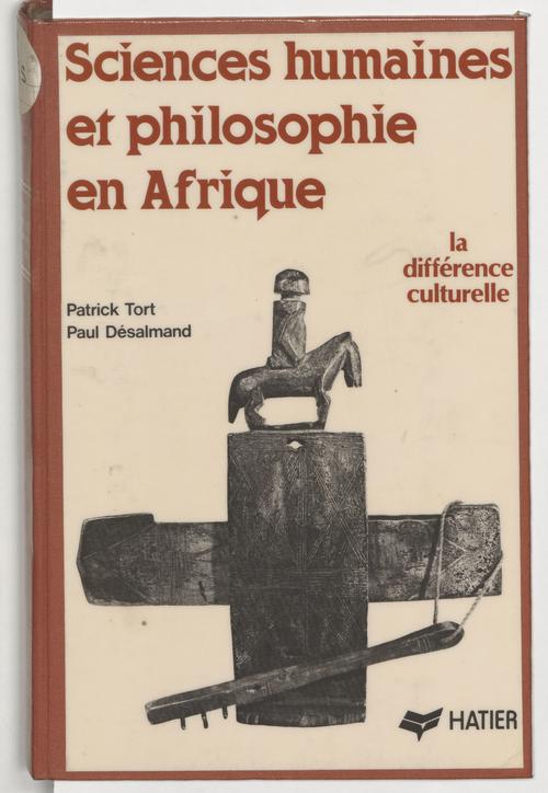 Sciences humaines et philosophie en Afrique