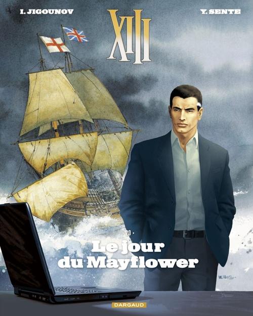 XIII t.20 ; le jour du Mayflower