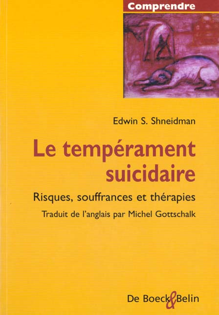 Temperament suicidaire