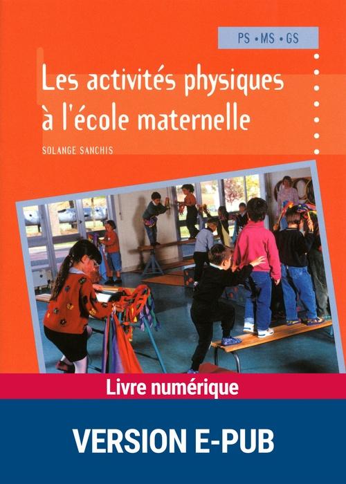 Les activités physiques à l'école maternelle