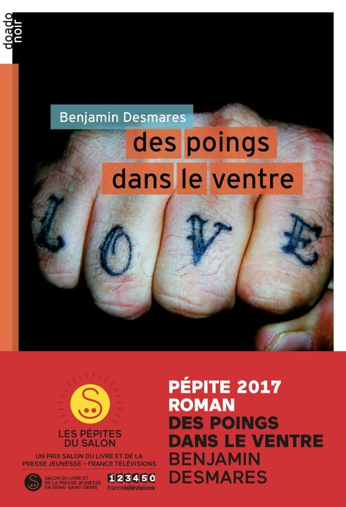 Des poings dans le ventre  - Benjamin Desmares