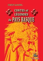 Vente EBooks : Contes et légendes du Pays basque  - Henry Panneel