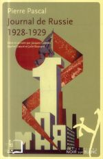 Journal de russie 1928-1929