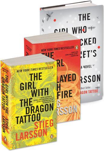 Millennium Trilogy (3 Ebook Set)