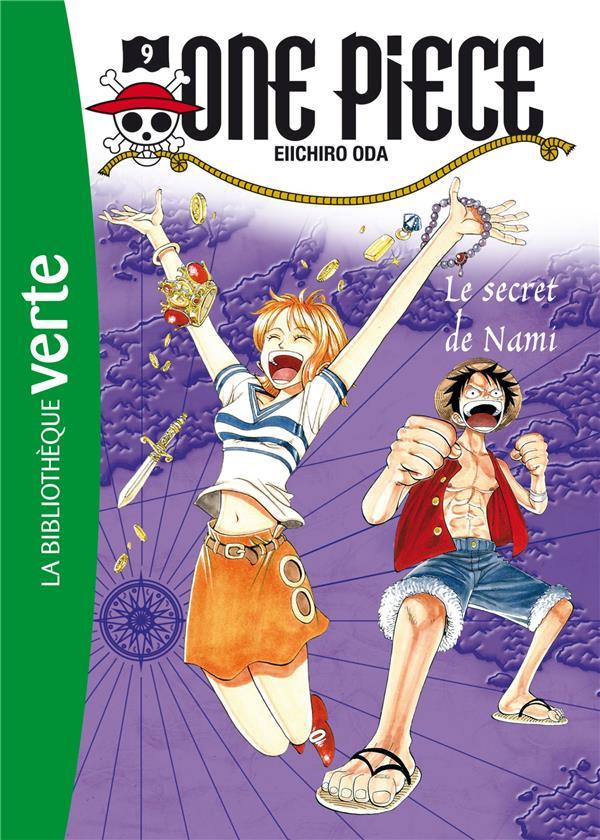 One Piece T.9 ; le secret de Nami