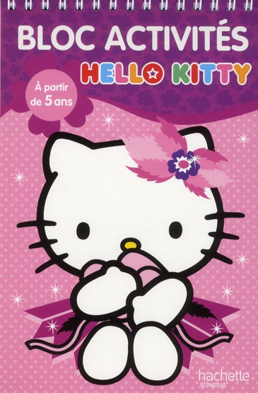 Hello Kitty ; Bloc Activites