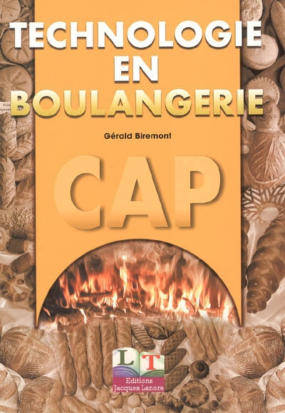 Technologie En Boulangerie Cap