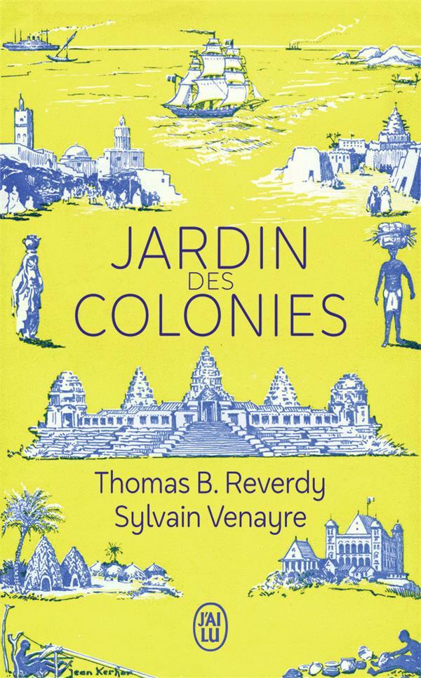 Jardin des colonies