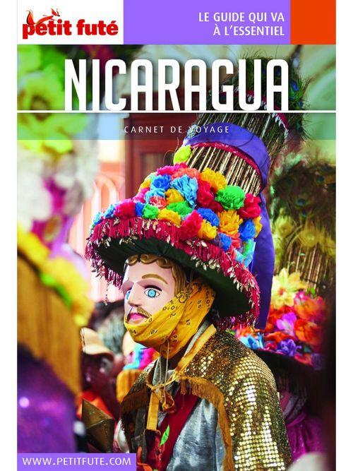 GUIDE PETIT FUTE ; CARNETS DE VOYAGE ; Nicaragua (édition 2019)