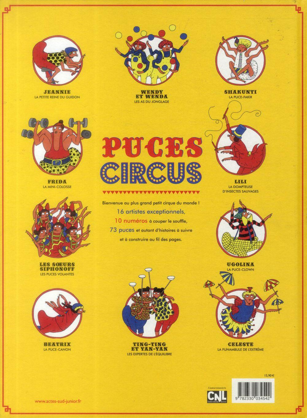 Puces circus