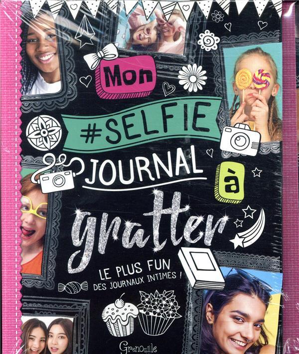 Mon selfie journal à gratter