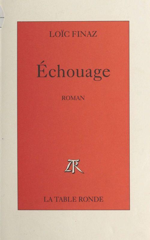 Échouage