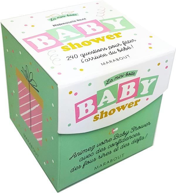 La mini-boîte ; baby shower