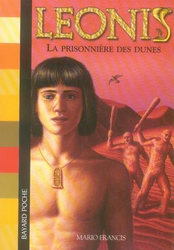 Leonis T.6 ; la prisonnière des dunes