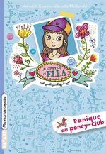 Vente Livre Numérique : Le journal d'Ella, Tome 05  - Meredith Costain