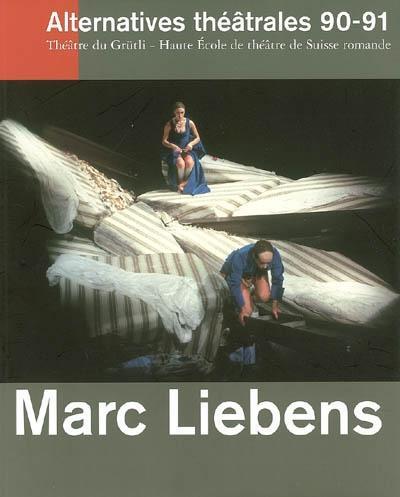 ALTERNATIVES THEATRALES T.90/91 ; Marc Liebens
