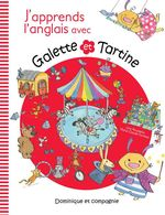 Vente EBooks : J´apprends l´anglais avec Galette and Tartine  - Lina Rousseau