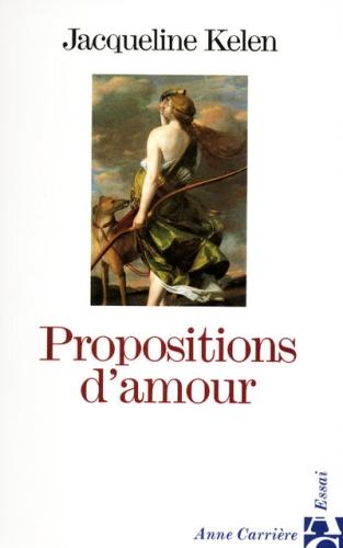 Propositions d amour