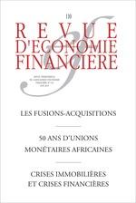 Vente Livre Numérique : Les fusions-acquisitions - 50 ans d'unions monétaires africaines  - Collectif - Ouvrage COLLECTIF