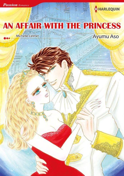 Harlequin Comics: An Affair With the Princess