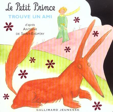 Le Petit Prince Trouve Un Ami