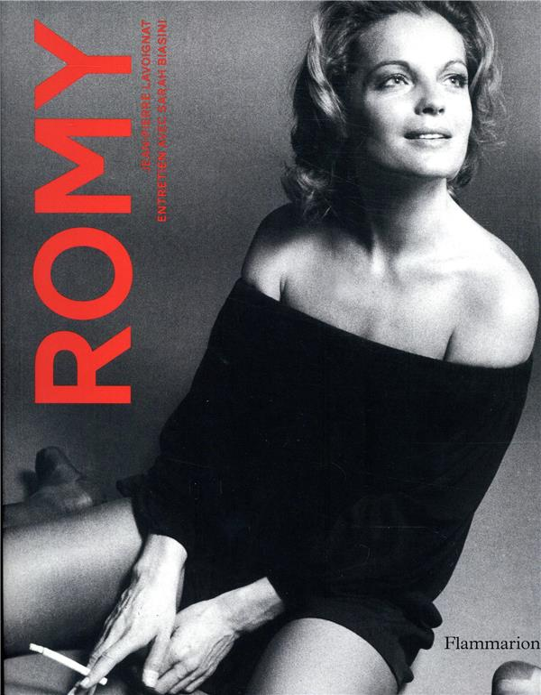 Romy ; entretien avec Sarah Biasini