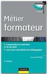 Vente Livre Numérique : Métier : Formateur - 2ème édition  - Renaud Pommier