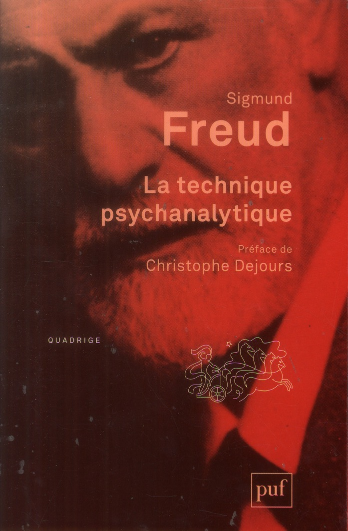 La technique psychanalytique (3e édition)
