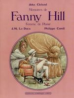 Mémoires de Fanny Hill en BD  - J.-M. Lo Duca - John Cleland - Philippe Cavell