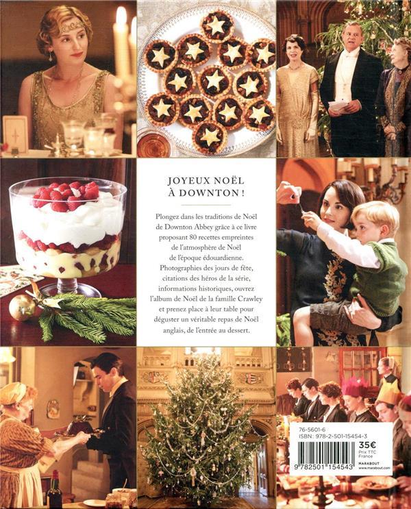 Downton Abbey ; recettes de Noël
